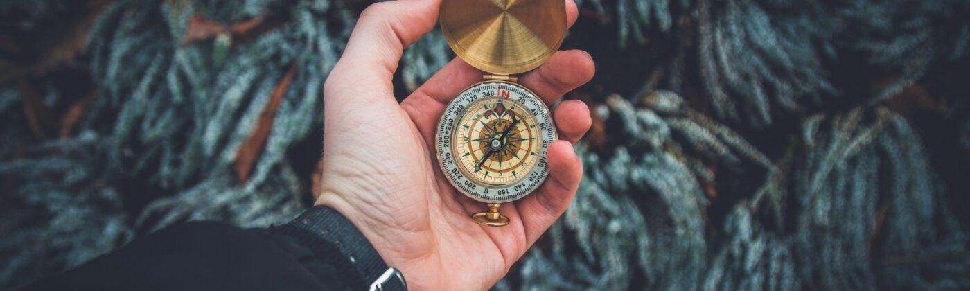 Kompass-Teamentwicklung